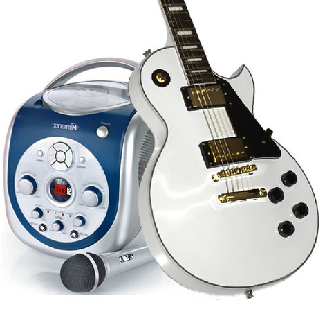 Can You Use a Karaoke Machine as an Electric Guitar Amp ...