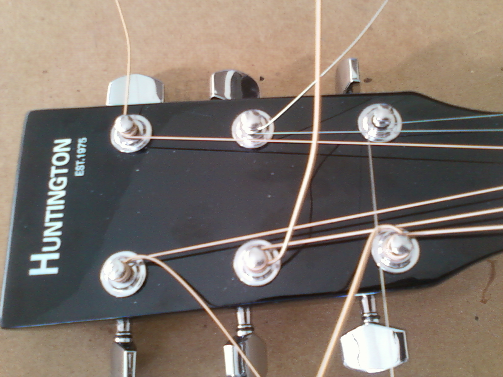 guitar maintenance guide how to change your acoustic guitar strings anu kind of view. Black Bedroom Furniture Sets. Home Design Ideas